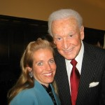 Charlotte Laws and Bob Barker