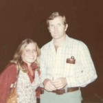 Bob Griese and Charlotte Laws