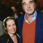 Charlotte Laws and Oliver Stone