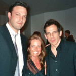 Charlotte Laws, Ben Affleck and Ben Stiller
