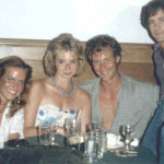 Charlotte Laws, Chris Lemmon, Bobby Kelton and friend