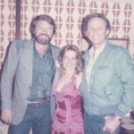 Glen Campbell, Charlotte Laws and Mel Tillis