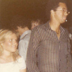 Charlotte Laws and Arthur Ashe