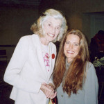 Eunice Kennedy Shriver and Charlotte Laws