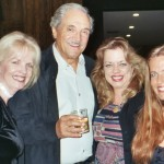 Charlotte Laws, Hal Linden and friends