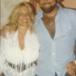 Charlotte Laws and Johnny Lee