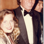 Charlotte Laws and Julio Iglesias