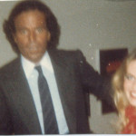 Julio Iglesias and Charlotte Laws