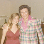 Charlotte Laws and Liberace