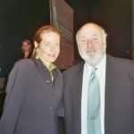 Charlotte Laws and Rob Reiner