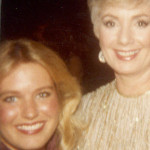 Charlotte Laws and Shirley Jones