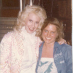 Charlotte Laws and Tammy Wynette
