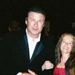 Charlotte Laws and Alec Baldwin