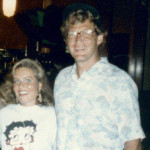 Charlotte Laws and David Letterman