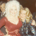Dolly Parton and Charlotte Laws