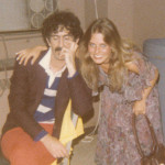 Frank Zappa and Charlotte Laws