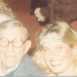 George Burns and Charlotte Laws