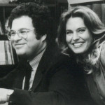 Itzhak Pearlman and Charlotte Laws