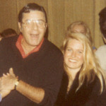 Charlotte Laws and Jerry Lewis