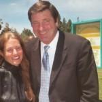 Charlotte Laws and John Garamendi