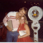 John Schneider and Charlotte Laws