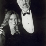 Charlotte Laws and Kenny Rogers