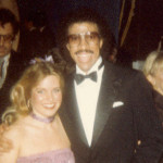 Charlotte Laws and Lionel Richie