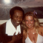 Lou Rawls and Charlotte Laws