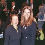 Charlotte Laws and Maria Shriver