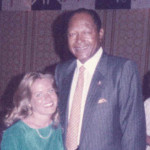 Charlotte Laws and tom Bradley