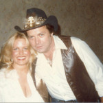 Charlotte Laws and Mickey Gilley