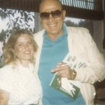 Charlotte Laws and Telly Savalas