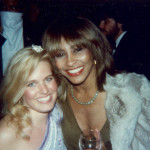 Charlotte Laws and Tina Turner
