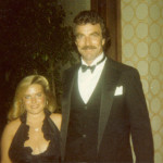 Charlotte Laws and Tom Selleck