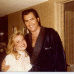 Charlotte Laws and Wayne Newton