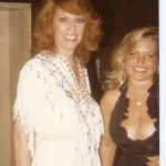 Dottie West and Charlotte Laws