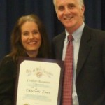 Charlotte Laws and Councilmember Paul Krekorian
