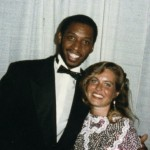 Jeffrey Osborne and Charlotte Laws