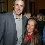 Kevin Nealon and Charlotte Laws