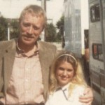 Max Von Sydow and Charlotte Laws