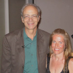 Peter Singer and Charlotte Law