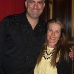 Charlotte Laws and Taylor Hicks