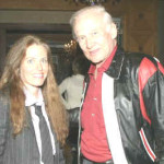 Charlotte Laws and Buzz Aldrin