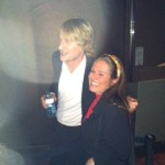 Owen Wilson and Charlotte Laws
