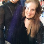Charlotte Laws and Alicia Vikander