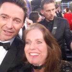 Charlotte Laws and Hugh Jackman
